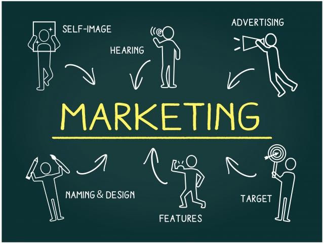 マーケティングのオンライン化